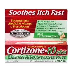Cortizone 10 Plus Medicated Lotion