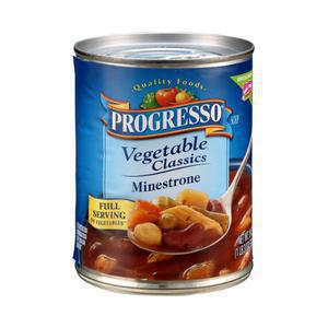 Progresso Soup - Minestrone
