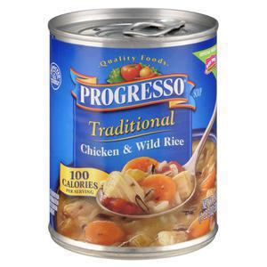 Progresso Soup - Chicken & Wild Rice