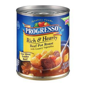Progresso Soup - Beef Pot Roast