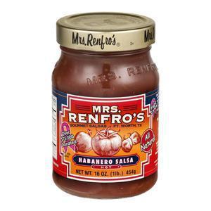 Mrs Renfros Salsa - Habanero
