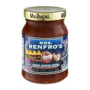 Mrs Renfros Salsa - Ghost Pepper