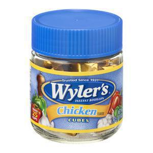 Wylers Chicken Bouillon Cubes