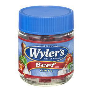 Wylers Beef Bouillon Cubes