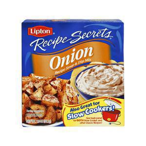 Lipton Soup Mix - Onion