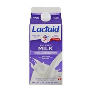 Lactaid Milk - Fat Free