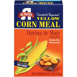 Albers Yellow Corn Meal