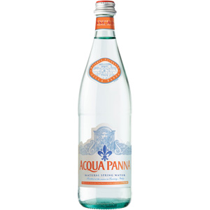 Acqua Panna Spring Water - Glass Bottle