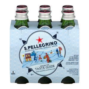 San Pellegrino Water 250 ml