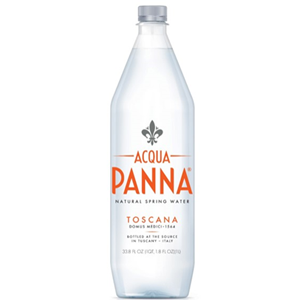 Acqua Panna Water - Plastic Bottle
