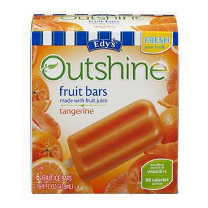 Outshine Whole Fruit Bar - Tangerine