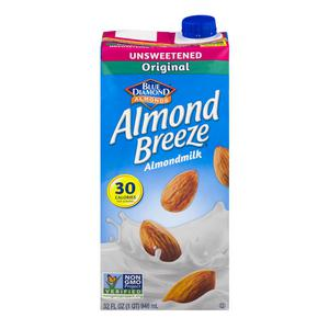 Blue Diamond Almond Breeze - Original Unsweetened