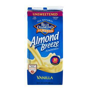 Blue Diamond Almond Breeze - Vanilla Unsweetened