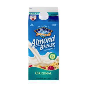 Blue Diamond COLD Almond Milk Breeze Original
