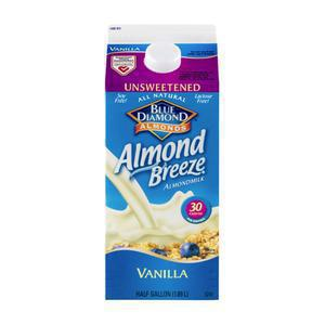 Blue Diamond Almond Breeze COLD - Vanilla Unsweet