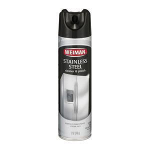 Weiman - Stainless Steel Cleaner and Polish