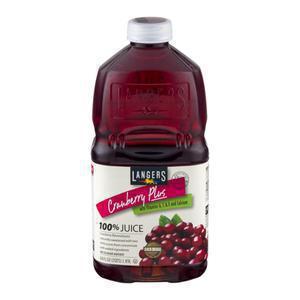 Langers Juice - Cranberry 100% Juice