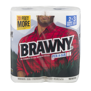 Brawny Giant Roll Paper Towels