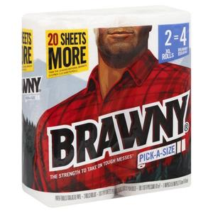 Brawny Giant Roll Paper Towels - Pick a Size