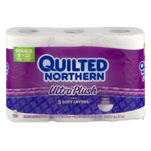 Northern DBL Roll Toilet Paper