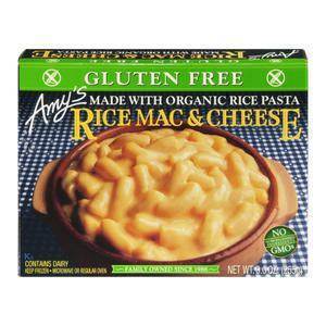 Amys Gluten Free Rice Macaroni & Cheese