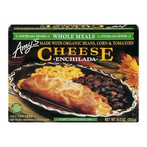 Amys Cheese Enchilada Whole Meal