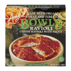 Amys Bowls - Ravioli