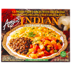Amys Indian Vegetable Korma