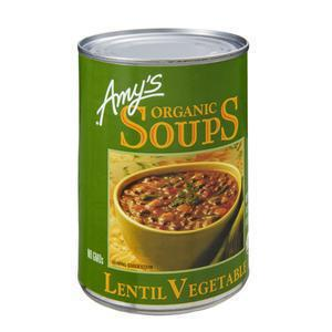 Amys Soup - Lentil Vegetable
