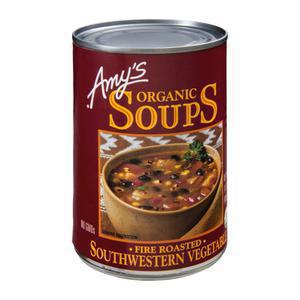 Amys Soup - Southwestern Vegetable