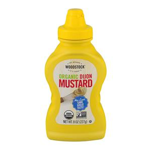 Woodstock Farms Organic Dijon Mustard