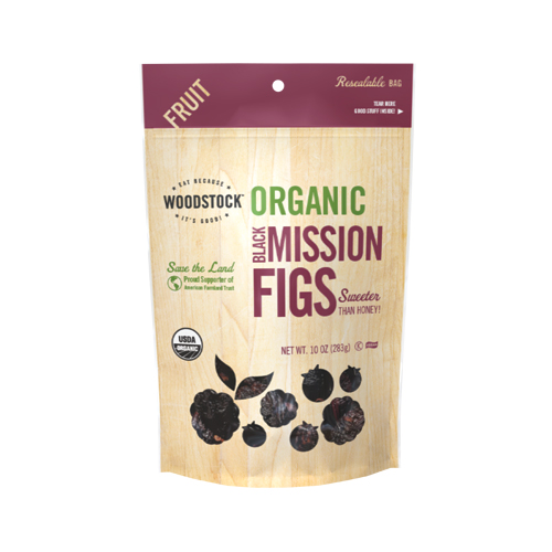 Woodstock Organic Black Mission Figs