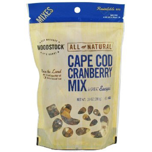 Woodstock Cape Cod Cranberry Mix
