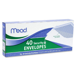 Mead Envelopes 4