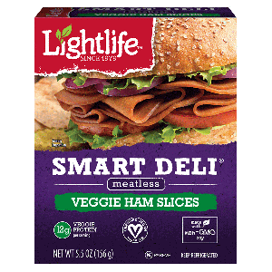 Lightlife Smart Ham Slices