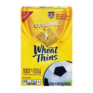 Wheat Thins Cracker - Orig