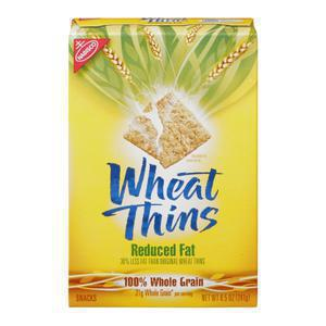 Wheat Thins Cracker - Reduced Fat