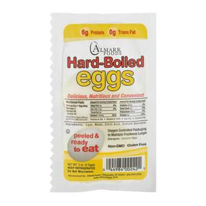 Almark Eggs Hard Boiled Ready to Eat