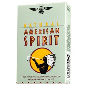 American Spirit Celadon (Green)