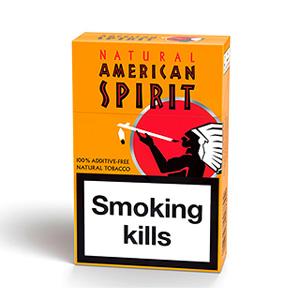 American Spirit Orange