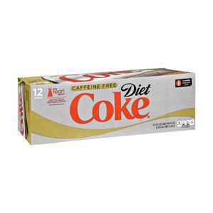 Diet Coke - Caffeine Free