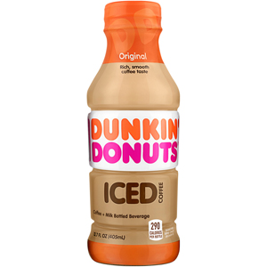 Dunkin Donuts Iced Coffee - Original