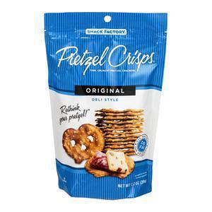 Pretzel Crisps - Original