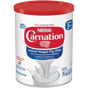 Carnation Powdered Dry Milk - Nonfat