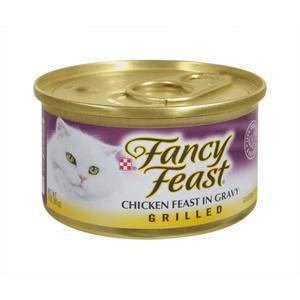 Fancy Feast Cat - Chicken