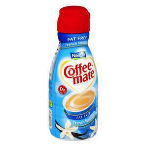 Coffee Mate French Van Fat Free