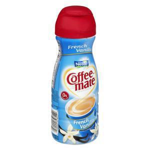 Coffee Mate French Van