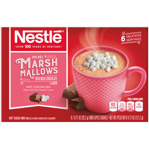 Nestle Hot Cocoa Mix Mini Marshmallow