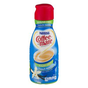 Coffee Mate French Vanilla Sugar Free
