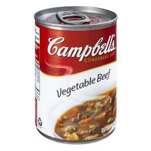 Campbells Vegetable Beef Soup